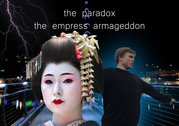 Episode 7 - The Empress Armageddon (The Empress Yukisan and James)